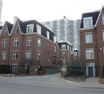 Town Condos at Redpath